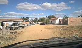 Brejo da Serra - Brejo da Serra-BA-Entrada do Povoado-Foto:Thiago Peixe Bahia