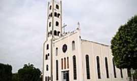 Indiavaí - Igreja Matriz N.S.da  Aparecida foto Vicente A. Queiroz