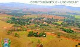 Irenópolis - Irenópolis-MT-Vista da cidade-Foto:PMJ
