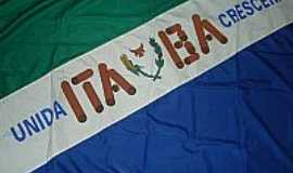 Itaúba - Bandeira da cidade