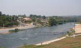 Itiquira - Rio Itiquira  por jrogerios