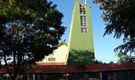 Jaciara - Igreja Matriz de São  Francisco de Assis foto Vicente A. Queiroz