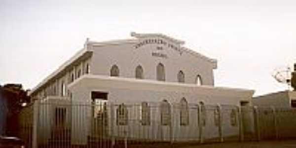 Igreja da Congregação Cristã do Brasil em Jaciara-Foto:Congregação Cristã.NET