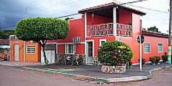 Casa em Jangada-Foto:Geraldo Mendes