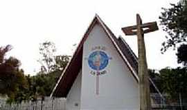 Jauru - Igreja Matriz N.S.do Pilar foto Vicente A. Queiroz