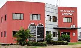 Juara - Juara-MT-Centro Cultural Savoine-Foto:mochileiro.tur.br
