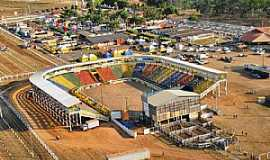 Juara - Juara-MT-Parque de Exposi��es-Foto:mochileiro.tur.br