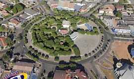 Juara - Juara-MT-Praça dos Colonizadores-Foto:Juaranet