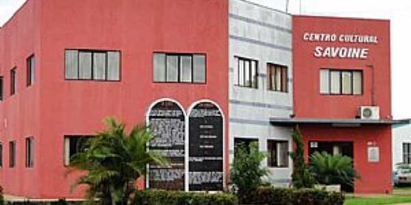 Juara-MT-Centro Cultural Savoine-Foto:mochileiro.tur.br