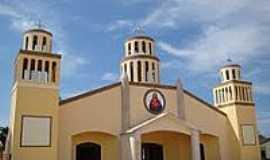 Ju�na - Catedral do Sagrado Cora��o de Jesus-Foto:Vicente A. Queiroz