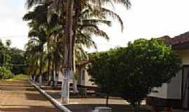 Juína - Rua da Vila de Juína-MT-Foto:elizeualmeidafesa