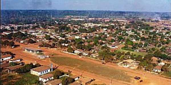 Imagens da cidade de Juruena - MT