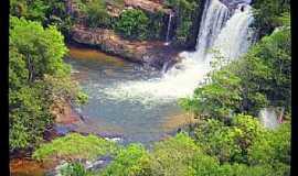 Juscimeira - Cachoeira do Prata -  Juscimeira - MT