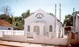 Juscimeira - Igreja da Congregação Cristã do Brasil em Juscimeira-Foto:Congregação Cristã.NET