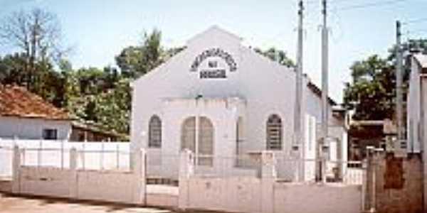 Igreja da Congregação Cristã do Brasil em Juscimeira-Foto:Congregação Cristã.NET