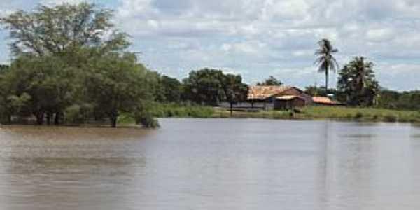 Brejo Novo-BA-Lagoa de Brejo Novo-Foto:boquiraemacao.