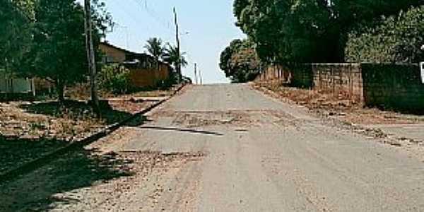 Imagens da localidade de Lucialva Distrito de Jauru - MT