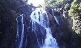 Nobres - Cachoeira do Tombador em Nobres-MT-Foto:Devalnir