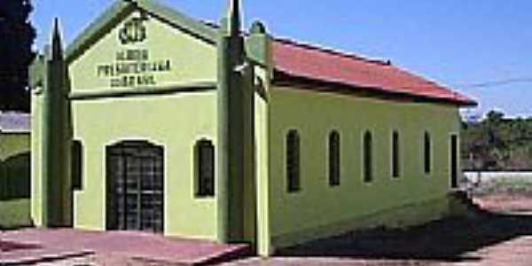 Igreja Presbiteriana do Brasil em Nortelândia-Foto:Eliel Vieira