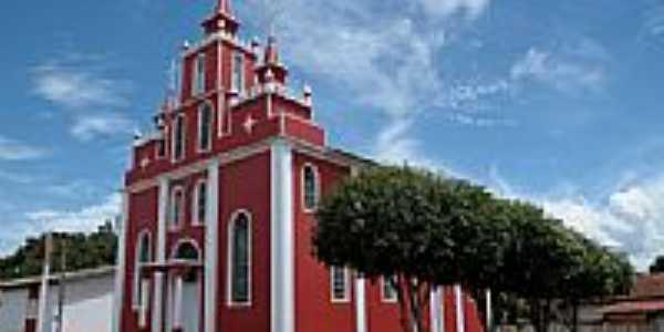 Igreja São Benedito no Bairro Joaquim da Silva em Nortelândia-Foto:Eduardo Gomes de Andrade
