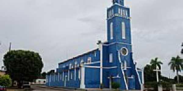 Igreja de Nossa Senhora do Livramento-Foto:RICARDO SABADIA