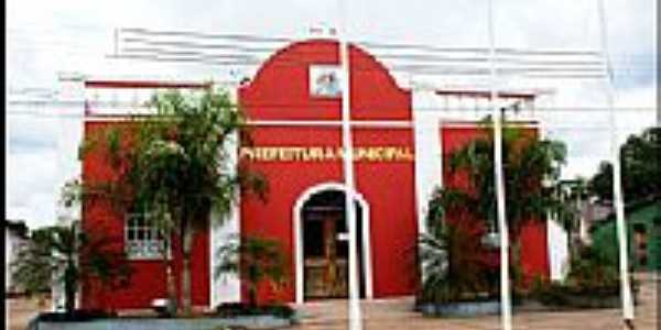 Prefeitura Municipal-Foto: Nélio Oliveira