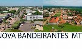 Nova Bandeirantes - Imagens da cidade de Nova Bandeirantes - MT