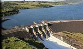 Nova Canãa do Norte - Usina Hidrelétrica em construção