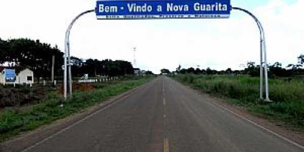 Imagens de Nova Guarita - MT