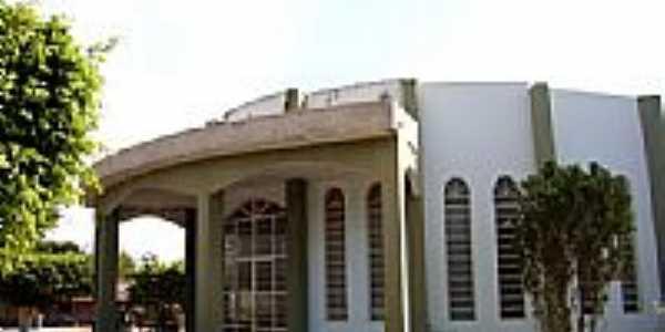 Igreja Matriz N.S.do Carmo foto Vicente A. Queiroz