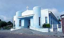 Nova Maril�ndia - Igreja Cat�lica-Foto:Edson Cavalar Walter ...