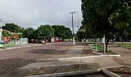 Nova Maril�ndia - Rua da cidade-Foto: Edson Cavalar Walter ...