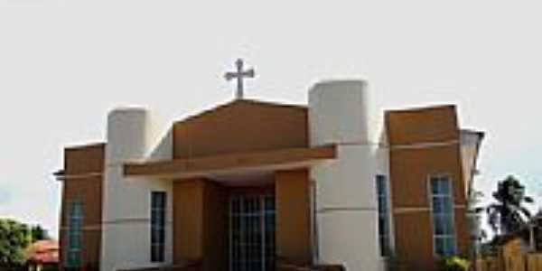 Igreja Matriz N.S. de Fátima foto Vicente A. Queiroz