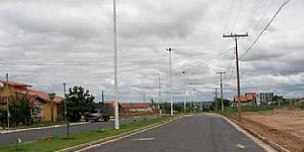 Imagens da cidade de Nova Marilândia - MT