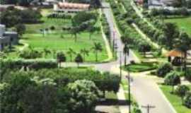 Nova Mutum - Cidade Planejada_Av. Mutum, Por Jann Silva