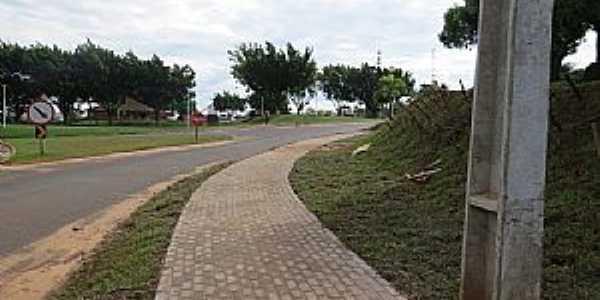 Imagens da cidade de Nova Olímpia - MT