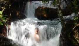 Nova Ubiratã - fotos da cachoeira em Piratininga, Por Inês Ballin Rodrigues