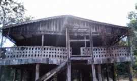 Nova Ubiratã - Casa Assombrada, Por CLEONICE GOMES DA SILVA MAYNART