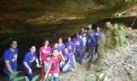 Nova Ubiratã - Visita na Caverna Piratininga, Por CLEONICE GOMES DA SILVA MAYNART
