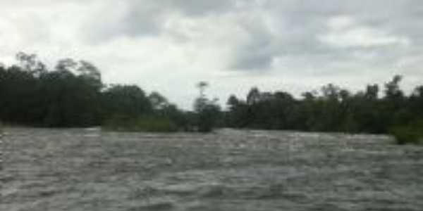 Rio Ronuro, divisa com Paranatinga, Por Renata Kissler