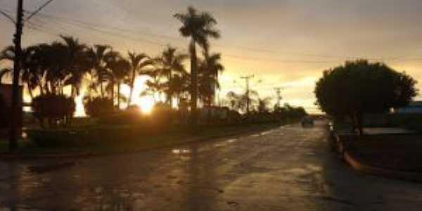Avenida Tancredo Neves, Por CLEONICE GOMES DA SILVA MAYNART