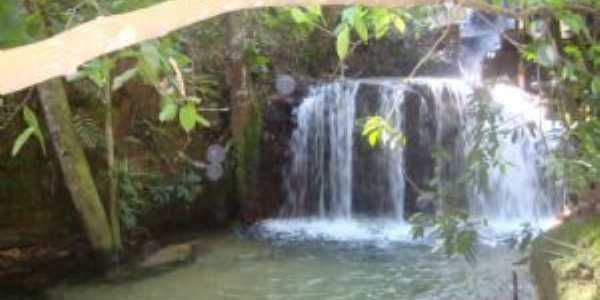 Cachoeira Matrinchâ, Por CLEONICE GOMES DA SILVA MAYNART