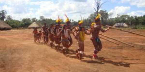Indios Tupará, Por CLEONICE GOMES DA SILVA MAYNART