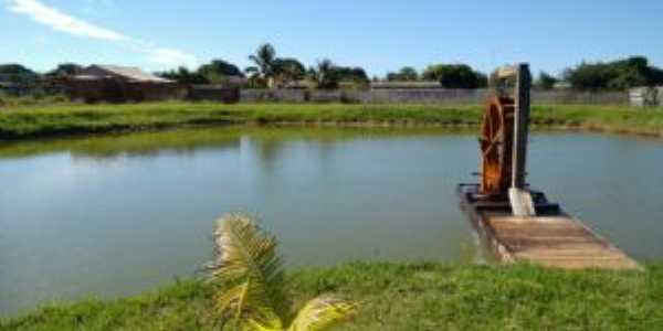 Lago - Chalé, Por CLEONICE GOMES DA SILVA MAYNART