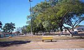 Nova Xavantina - Praça-Foto:José Eustáquio Ribei…