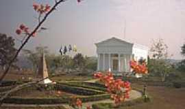 Nova Xavantina - Templo da Eubiose-Foto:Marceloleite