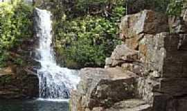 Nova Xavantina - Nova Xavantina-MT-Cachoeira da Saudade-Foto:Pe. Edinisio Pereira…