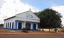 Nova Xavantina - Nova Xavantina-MT-Capela de N.Sra.Aparecida-Foto:Edinisio Gonçalves Pereira Vieira