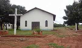 Nova Xavantina - Nova Xavantina-MT-Capela do Bom Jesus-Foto:Edinísio Gonçalves Pereira Vieira
