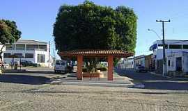 Brotas de Macaúbas - Brotas de Macaúbas-BA-Praça da Bandeira-Foto:george-queiroz
